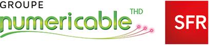 SFR Numéricable logo